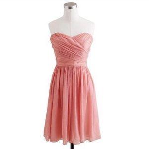 J Crew Bridesmaid Dress